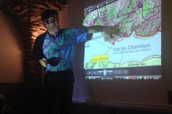 ERDF rassure les populations au Freney-d'Oisans