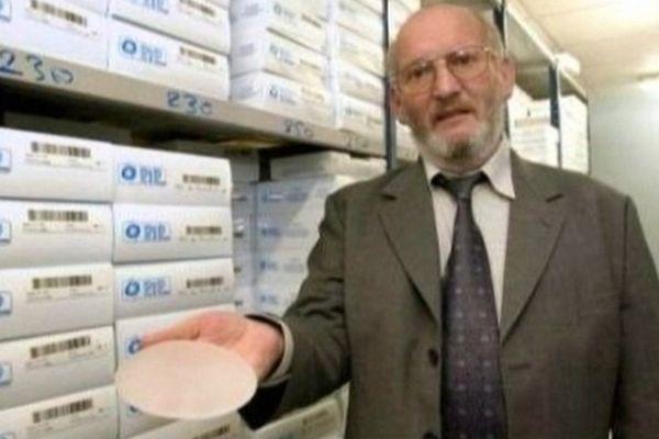 Jean-Claude Mas, le fondateur de PIP.