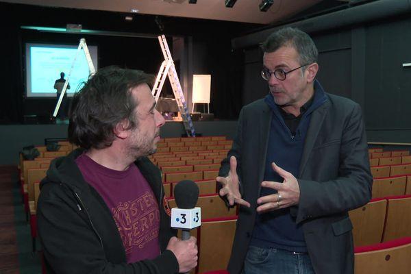 """Frédéric Ferrer présente cette semaine dans la Manche sa conférence spectacle """"De la morue"""""""