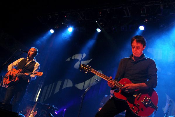 Le groupe Tindersticks en concert à Montpellier, 17 octobre 2012