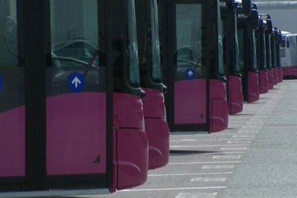 Le trafic des bus et des tramways sera perturbé sur le réseau de transports du Grand Dijon