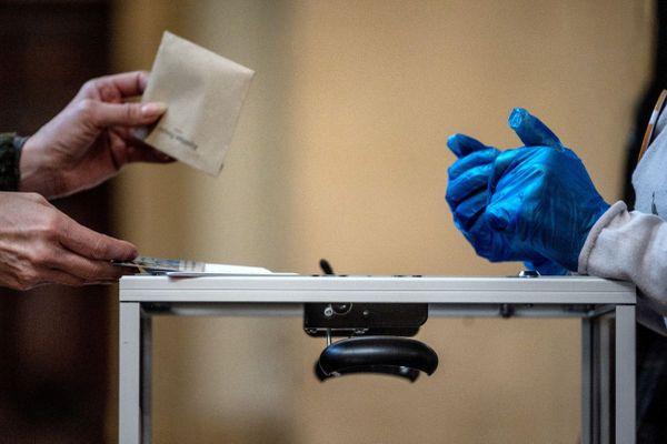 Le 1er tour des élections départementales se tient le dimanche 20 juin.