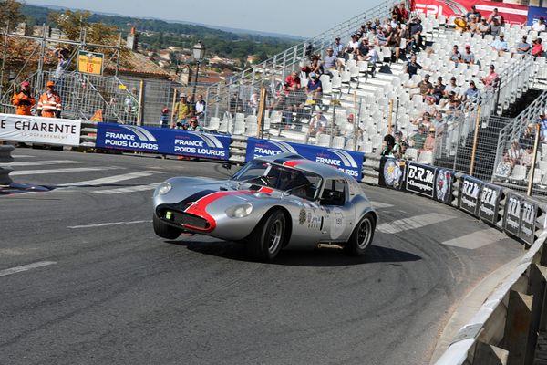 Circuit Automobile International des Remparts d'Angoulême (Archives)