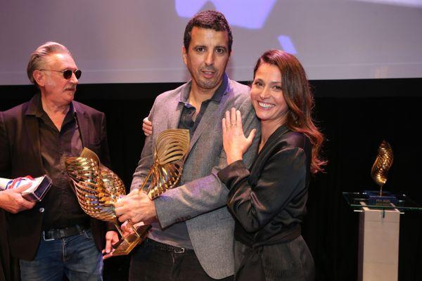 Le Français Samir Guesmi remporte le Valois de diamant au Festival du Film Francophone d'Angoulême.