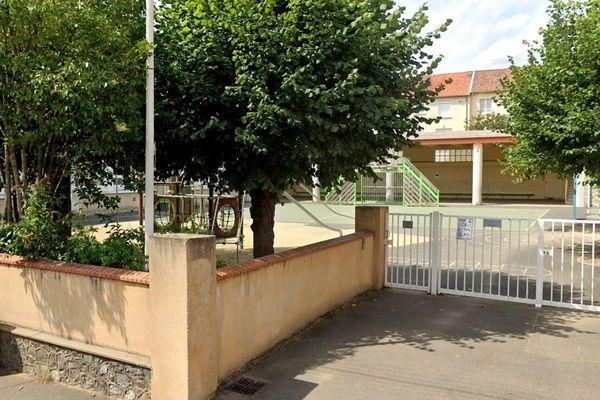 L'école Ferdinand Buisson au Mans