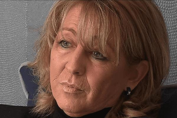 Valérie Redl, conseillère régionale élue sous l'étiquette du FN