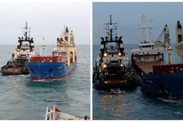 Le Karkloe va pouvoir rejoindre Rotterdam et entreprendre des réparations sur sa ligne de propulsion