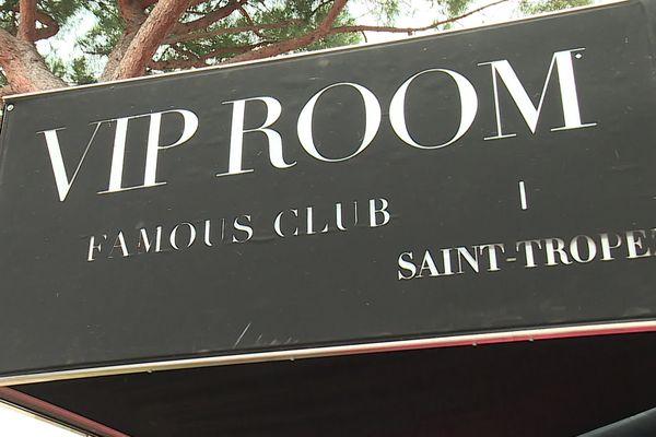 Jean Roch propriétaire du VIP Room à Saint-Tropez est inquiet pour sa saison 2021 qui devrait commencer bien tard (en juillet si le président le confirme)