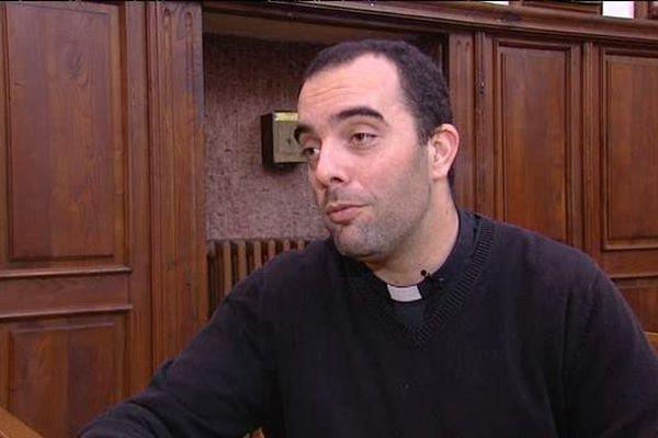 L'abbé Georges Nicoli