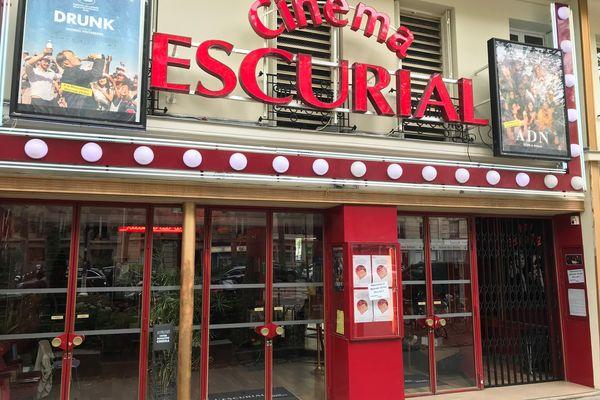 Le cinéma L'Escurial (Paris XIIIe) se prépare de nouveau à accueillir les spectateurs, d'abord avec une jauge de 35% de ses capacités.