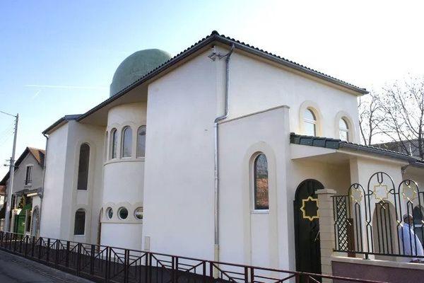 La mosquée de Bondy (en Seine-Saint-Denis) a été inaugurée en 2005.