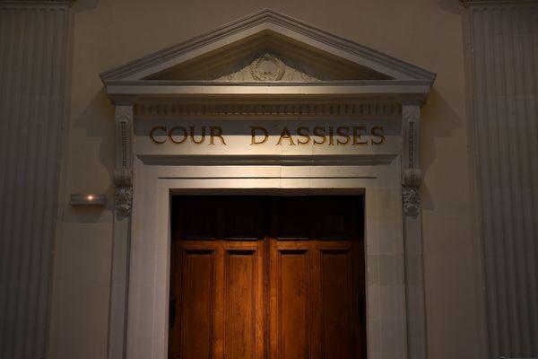 La cour d'assises de Blois, où s'est déroulé le procès.