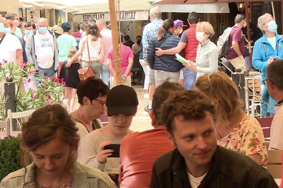 Tourisme en juillet en Dordogne : pas la Côte d'Azur, mais presque