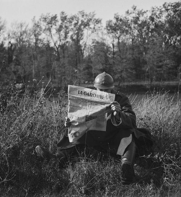 La drôle de guerre, décembre 1939