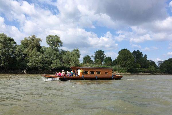 Ce week-end on va croiser beaucoup de monde sur la Loire