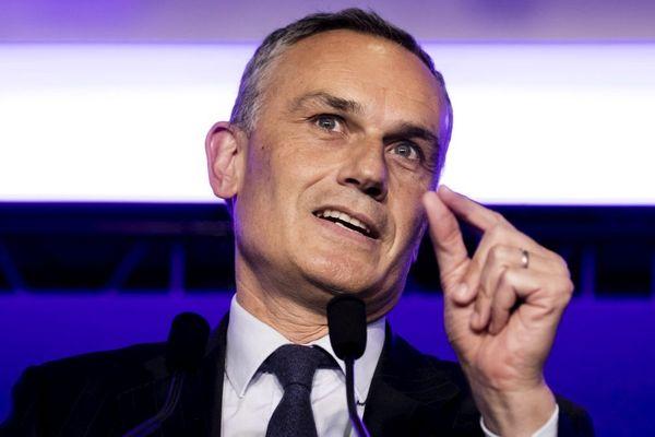 Le Bourguignon Arnaud Danjean est 3e sur la liste LR (Les Républicains) pour les élections européennes 2019