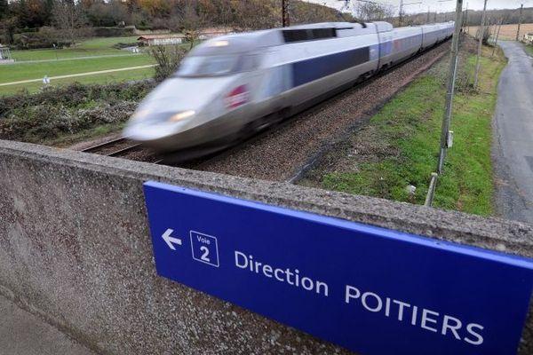 Projet Lgv Limoges-Poitiers: photo d'illustration
