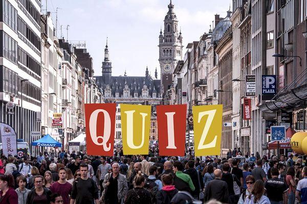 La quiz de la Braderie de Lille 2019.