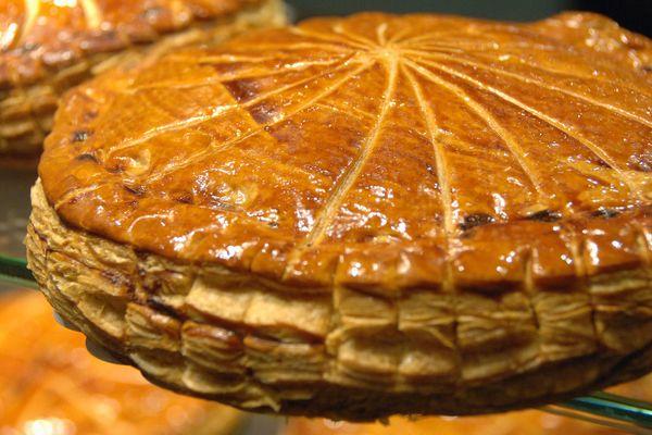 Vous pouvez faire une bonne action en achetant votre galette à la pâtisserie Lesage