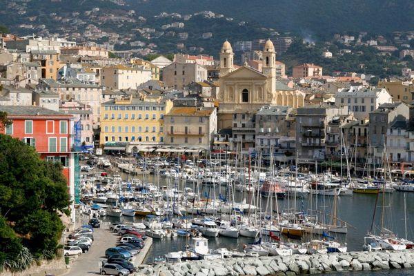 ILLUSTRATION - Bastia (Haute-Corse)