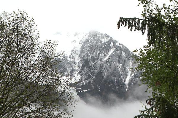 Chamonix Mont-Blanc ( illustration)