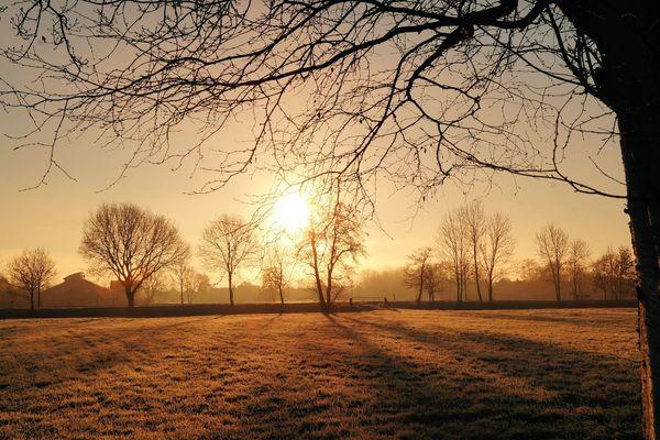 Temps calme ce dimanche, beau et froid