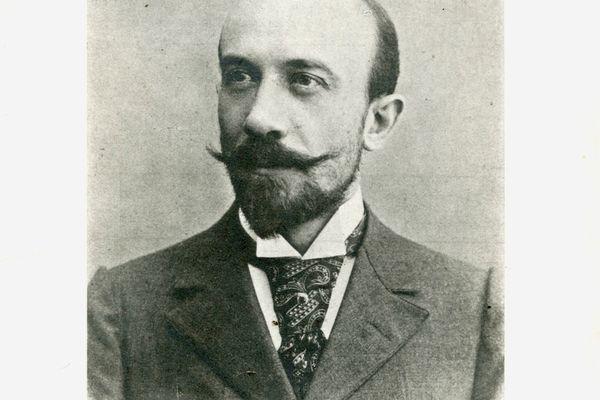 1- Portrait de Georges Méliès … 34 ans