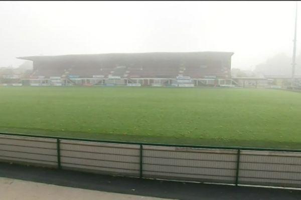 Le stade Robert Diochon de Rouen (Normandie)