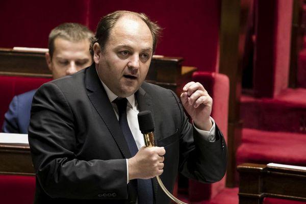 Raphaël Gauvain, député de la 5e circonscription de Saône-et-Loire