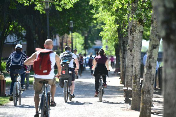 Dans le cadre de l'opération Mai à vélo, plusieurs événements sont organisés en Champagne-Ardenne