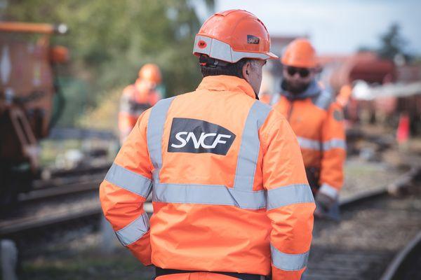 Des travaux auront lieu ce week-end sur les voies SNCF.
