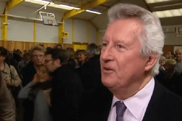 René Couanau ne siègera plus au conseil municipal de Saint-Malo