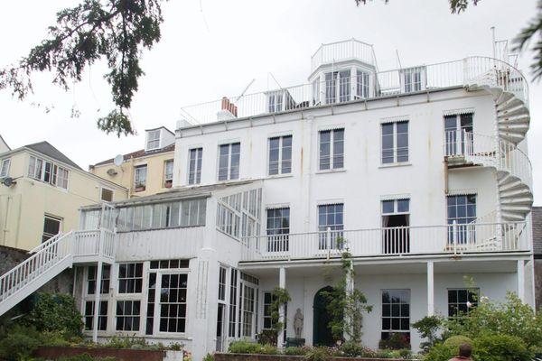 la maison de Victor Hugo à St Peter Port