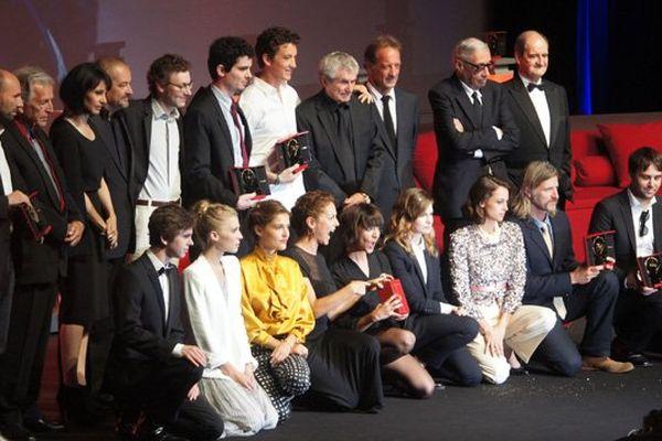Les jurys et les lauréats du 40e festival du cinéma américain