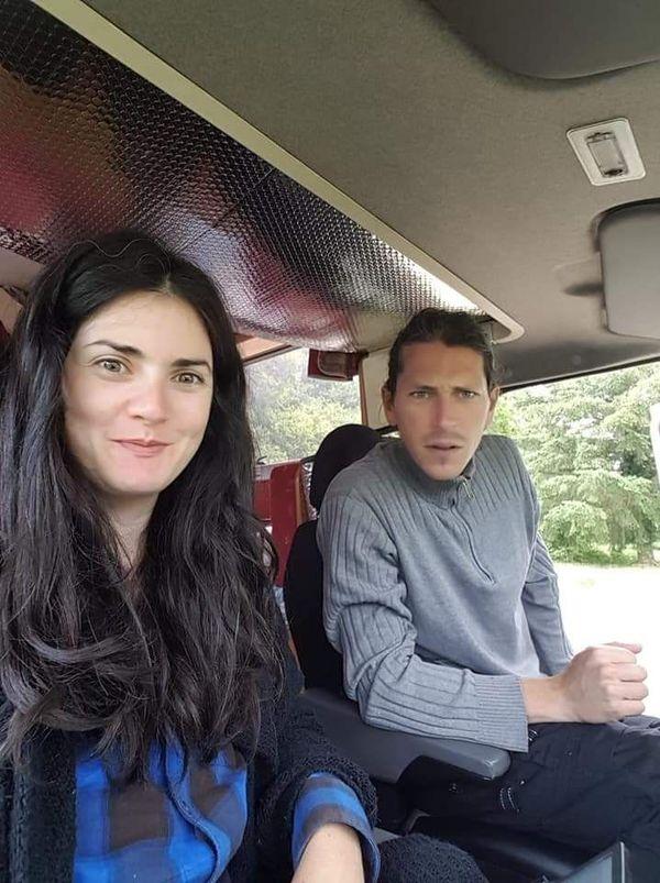 """Adelin et Benjamin : """"Le camping-car c'est notre maison mobile"""""""