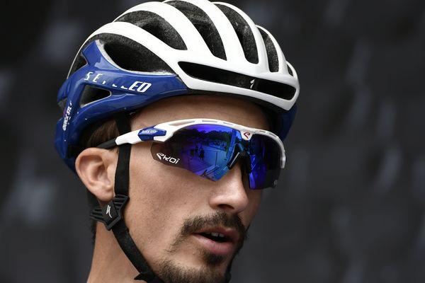 Julian Alaphilippe ne prendra pas le départ de la 4e étape du Tour du Pays basque, a annoncé jeudi son équipe Deceuninck-Quick Step au lendemain de la chute de l'Auvergnat.