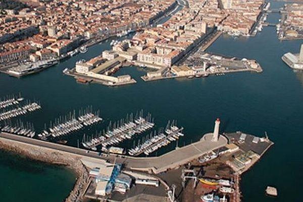 Port de Sète (Hérault) - archives