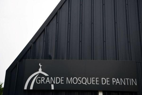 La Grande mosquée de Pantin, le 20 octobre dernier.