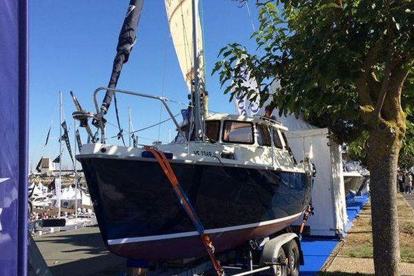 Le Haber 620 présenté au Grand Pavois La Rochelle