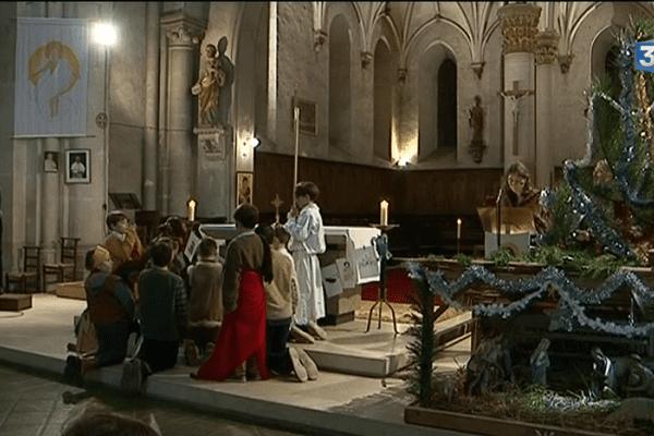 Précigné : un Noël avec des chrétiens d'Orient