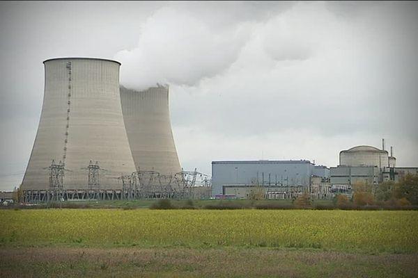 La centrale de Belleville à l'arrêt après un défaut électrique