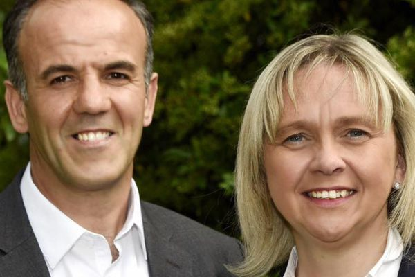 Catherine Osson et son suppléant élus dans la 8e circonscription du Nord