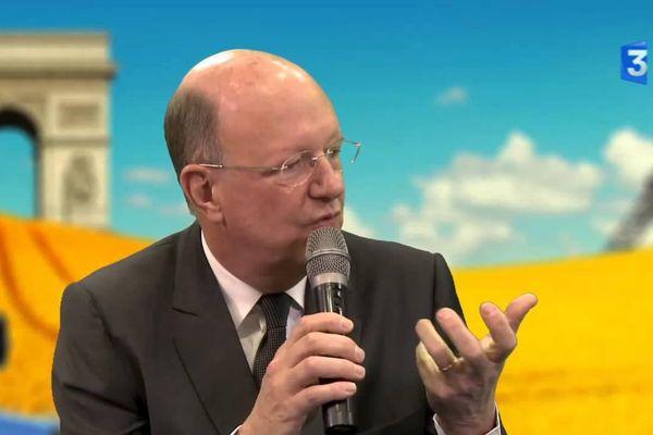 Rencontre : le président de France Télévisions réaffirme le rôle fédérateur de la télévision publique