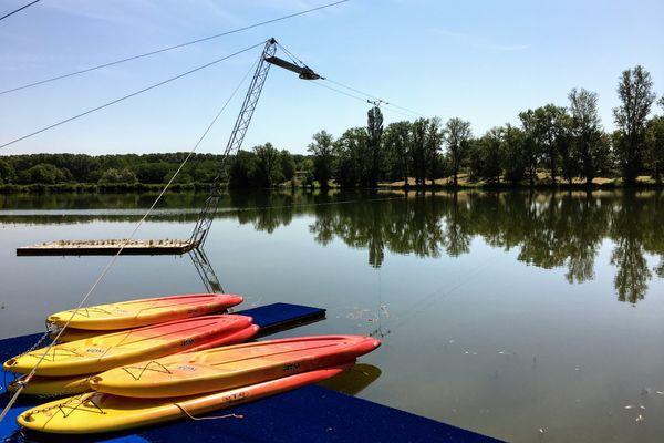 La baignade est interdite jusqu'au 4 juillet au lac de Moulineau dans le Lot-et-Garonne.