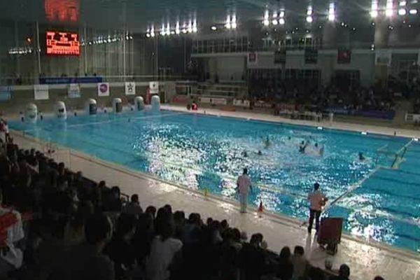 La piscine Antigone de Montpellier en 2012