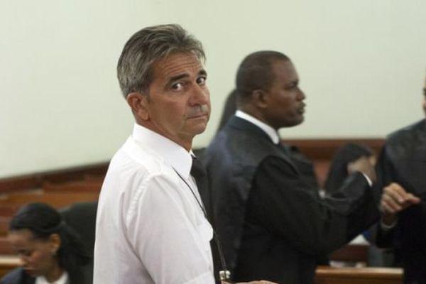 Bruno Odos au début de son procès, le 29 mai 2015