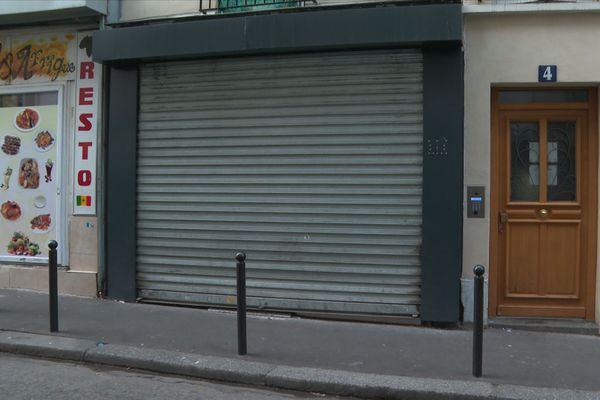 L'incendie du 4 rue Myrha (XVIIIe arrondissement de Paris) remonte au le 2 septembre 2015.