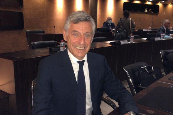 Jean-Luc Bohl, le maire de Montigny-lès-Metz, n' a obtenu que 6 voix.