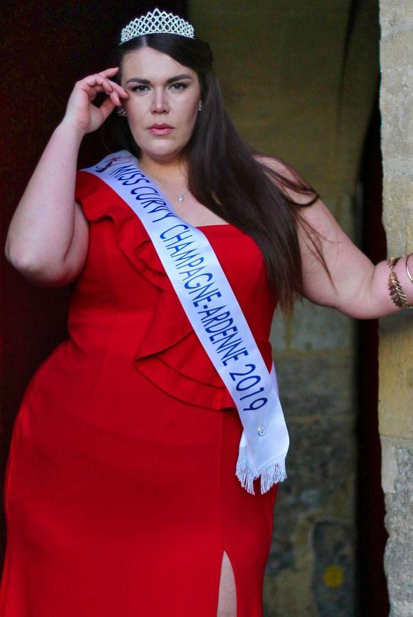 Marine Strozyk, Miss Curvy France 2021