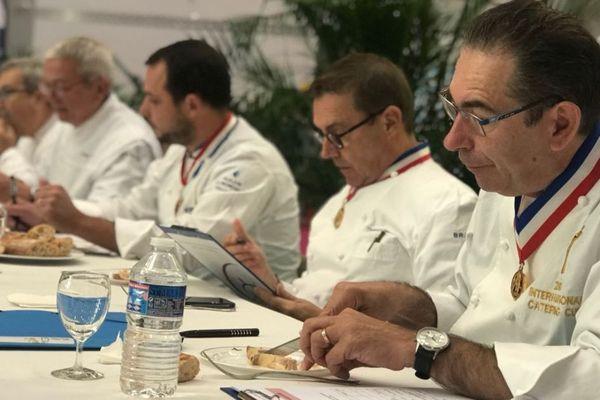 Plus de 50 Meilleurs Ouvriers de France sont présents au Carrefour des Métiers de Bouche à Niort jusqu'au 9 octobre.